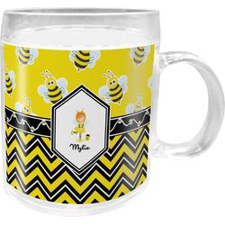 Buzzing Bee Acrylic Kids Mug (Personalized)