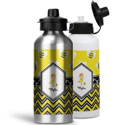 Buzzing Bee Water Bottles- Aluminum (Personalized)