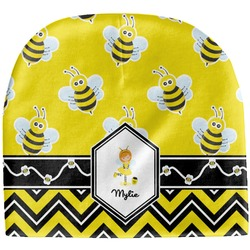 Buzzing Bee Baby Hat (Beanie) (Personalized)