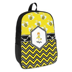 Buzzing Bee Kids Backpack (Personalized)