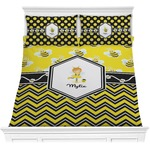 Buzzing Bee Comforters (Personalized)