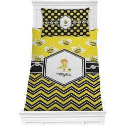 Buzzing Bee Comforter Set - Twin XL (Personalized)