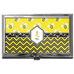 Buzzing Bee Business Card Case