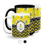 Buzzing Bee Coffee Mugs (Personalized)