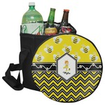 Buzzing Bee Collapsible Cooler & Seat (Personalized)