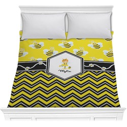 Buzzing Bee Comforter (Personalized)