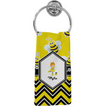 Buzzing Bee Hand Towel - Full Print (Personalized)