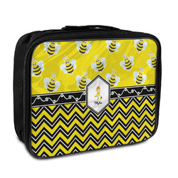 Buzzing Bee Insulated Lunch Bag (Personalized)