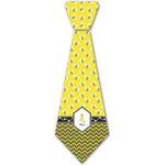 Buzzing Bee Iron On Tie - 4 Sizes w/ Name or Text