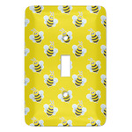Buzzing Bee Light Switch Covers (Personalized)