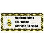 Buzzing Bee Return Address Labels (Personalized)