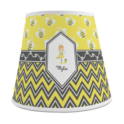 Buzzing Bee Empire Lamp Shade (Personalized)