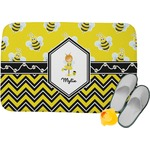 Buzzing Bee Memory Foam Bath Mat (Personalized)