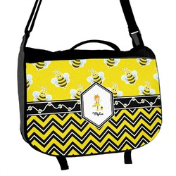Buzzing Bee Messenger Bag (Personalized)
