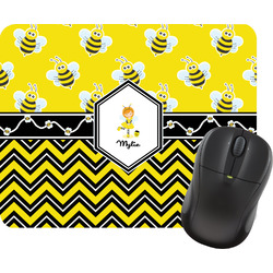 Buzzing Bee Mouse Pad (Personalized)