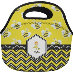 Buzzing Bee Lunch Bag (Personalized)