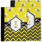 Buzzing Bee Notebook Padfolio w/ Name or Text