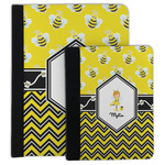 Buzzing Bee Padfolio Clipboard (Personalized)