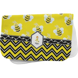 Buzzing Bee Burp Cloth (Personalized)