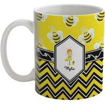 Buzzing Bee Coffee Mug (Personalized)