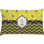Buzzing Bee Pillow Case (Personalized)