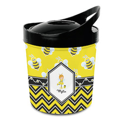 Buzzing Bee Plastic Ice Bucket (Personalized)
