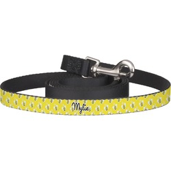 Buzzing Bee Dog Leash (Personalized)