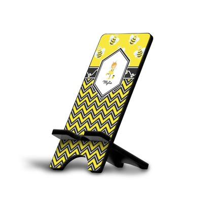Buzzing Bee Cell Phone Stands (Personalized)