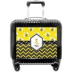Buzzing Bee Pilot / Flight Suitcase (Personalized)