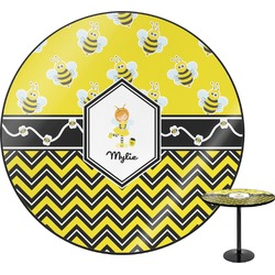 Buzzing Bee Round Table (Personalized)