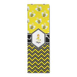 Buzzing Bee Runner Rug - 3.66'x8' (Personalized)