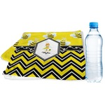 Buzzing Bee Sports & Fitness Towel (Personalized)