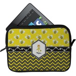 Buzzing Bee Tablet Case / Sleeve (Personalized)