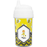 Buzzing Bee Sippy Cup (Personalized)