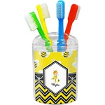 Buzzing Bee Toothbrush Holder (Personalized)