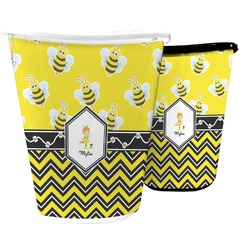 Buzzing Bee Waste Basket (Personalized)
