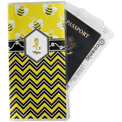 Buzzing Bee Travel Document Holder