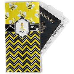 Buzzing Bee Travel Document Holder