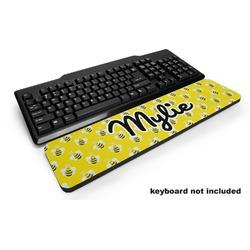 Buzzing Bee Keyboard Wrist Rest (Personalized)