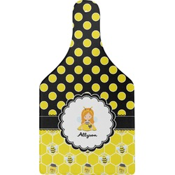 Honeycomb, Bees & Polka Dots Cheese Board (Personalized)