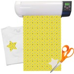 Honeycomb, Bees & Polka Dots Heat Transfer Vinyl Sheet (12
