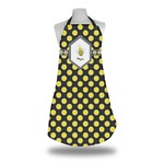 Bee & Polka Dots Apron (Personalized)