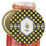 Bee & Polka Dots Jar Opener (Personalized)