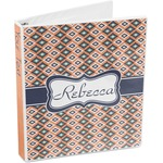 Tribal 3-Ring Binder (Personalized)