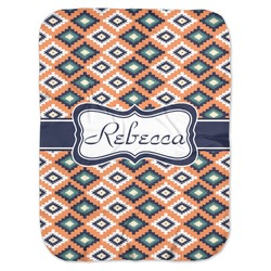 Tribal Baby Swaddling Blanket (Personalized)