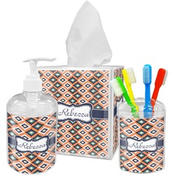 Tribal Bathroom Accessories Set (Personalized)