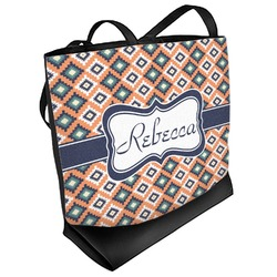 Tribal Beach Tote Bag (Personalized)