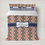 Tribal Duvet Cover (Personalized)