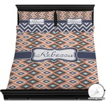Tribal Duvet Cover Set (Personalized)