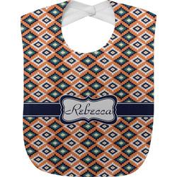 Tribal Baby Bib (Personalized)